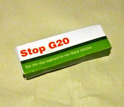 G20 culture jam
